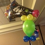 Balloon Centerpieces by Up, Up And Away